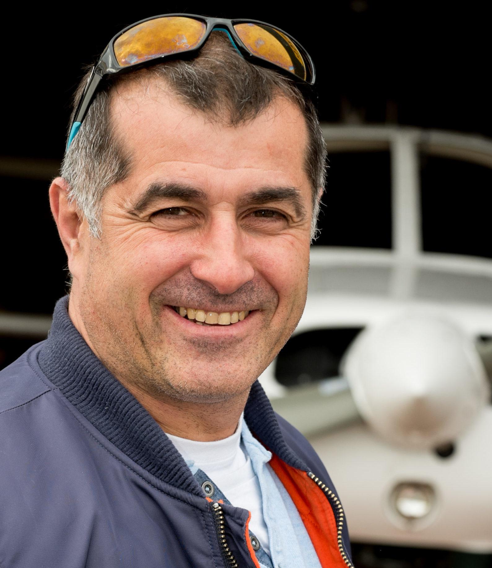 Pierre Gilaber - Président de l'AVD